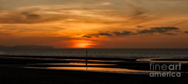Wall Art - Photograph - Seascape Sunset  by Adrian Evans