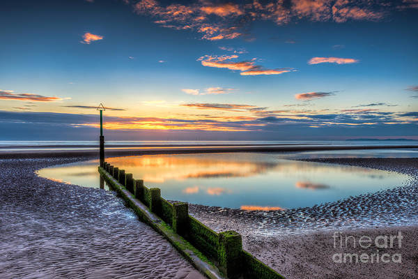 Wall Art - Photograph - Seascape Wales by Adrian Evans