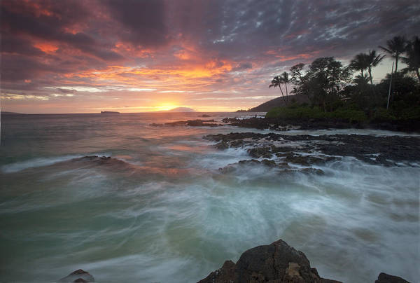 Maui Sunset Wall Art - Photograph - Secret Love by James Roemmling