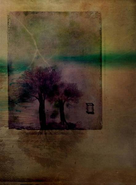 Wall Art - Photograph - Secretly Escape by Delphine Devos