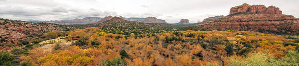Photograph - Sedona Panorama by Tam Ryan