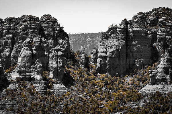 Photograph - Sedona Rock Formations by David Patterson