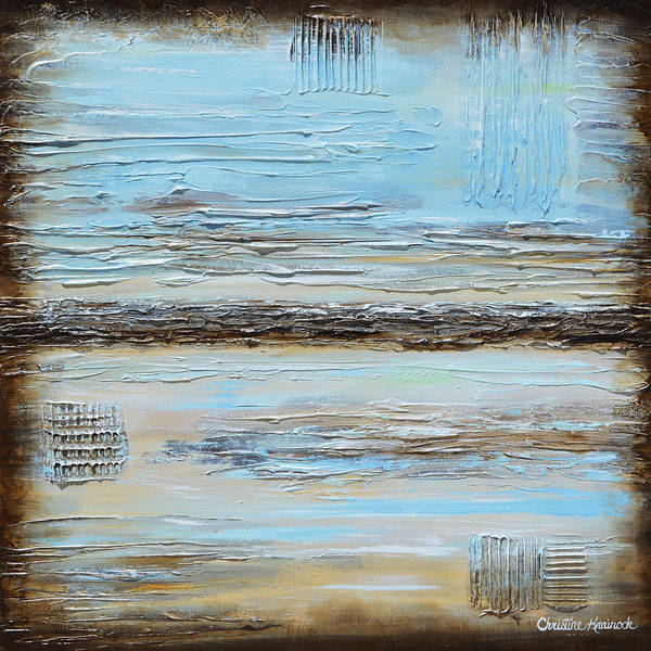 Wall Art - Painting - Serenity by Christine Bell