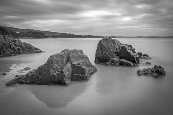 Galicia Photograph - Seselle Beach Galicia Spain by Pablo Avanzini