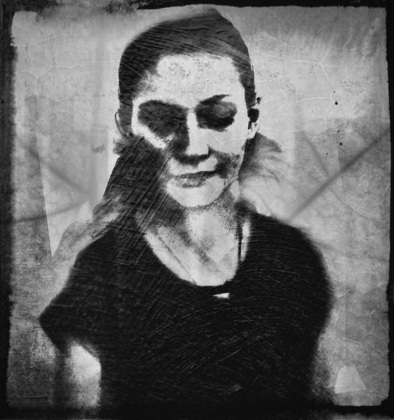 Wall Art - Photograph - Shadows (portrait) by Dalibor Davidovic