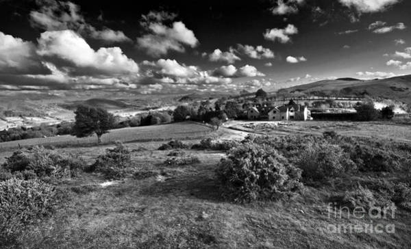Church Stretton Wall Art - Photograph - Shropshire by Darren Burroughs