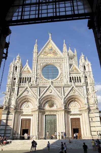 Photograph - Siena Cathedral Duomo Santa Maria Assunta by Matthias Hauser