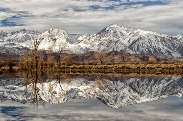 Wall Art - Photograph - Sierra Reflections by Cat Connor