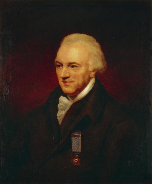 Infrared Radiation Photograph - Sir William Herschel by Royal Astronomical Society/science Photo Library