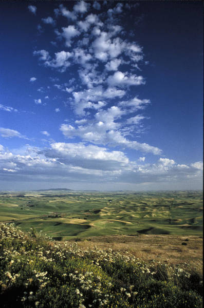 Wall Art - Photograph - Sky From Steptoe by Latah Trail Foundation