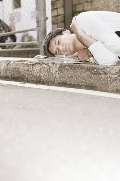 Photograph - Sleeping On The Job by Jorgo Photography - Wall Art Gallery