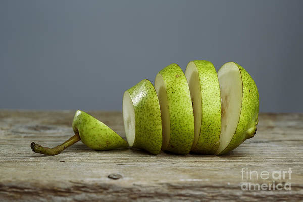 Carve Photograph - Sliced by Nailia Schwarz