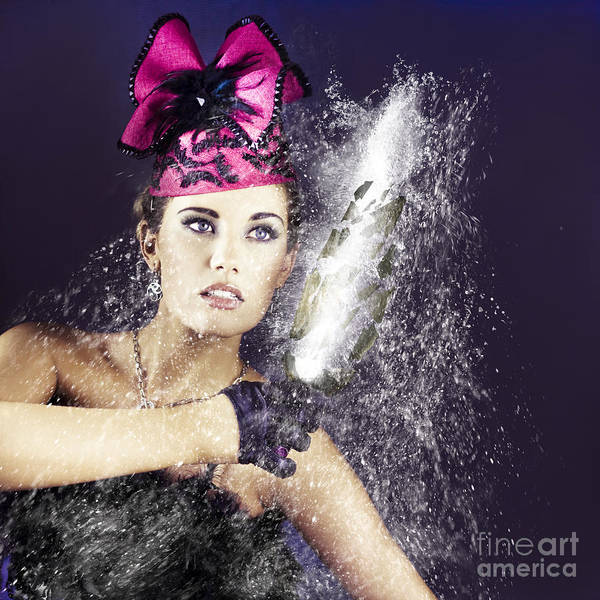 Shutter Speed Photograph - Smashing Party by Jorgo Photography - Wall Art Gallery