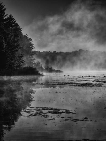 Wall Art - Photograph - Smoke On The Water by Thomas Young