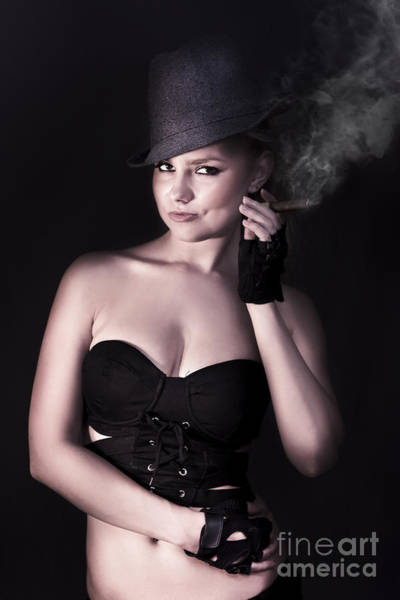 Sultry Photograph - Smoking Hot Fashion by Jorgo Photography - Wall Art Gallery