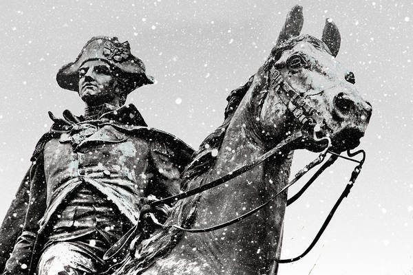 Photograph - Snow On The General by Alice Gipson