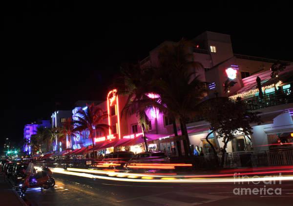 Photograph - South Beach Miami by Steven Spak