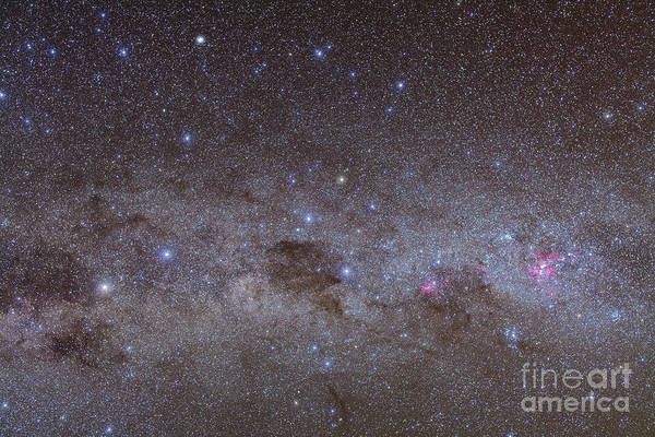 Photograph - Southern Milky Way by Alan Dyer