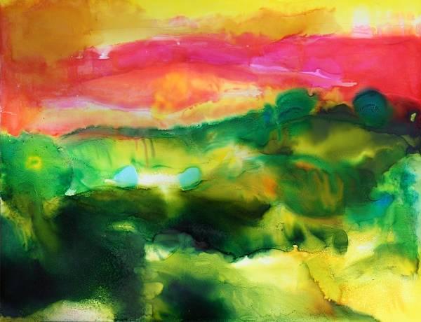 Painting - Emerald City by Tara Moorman
