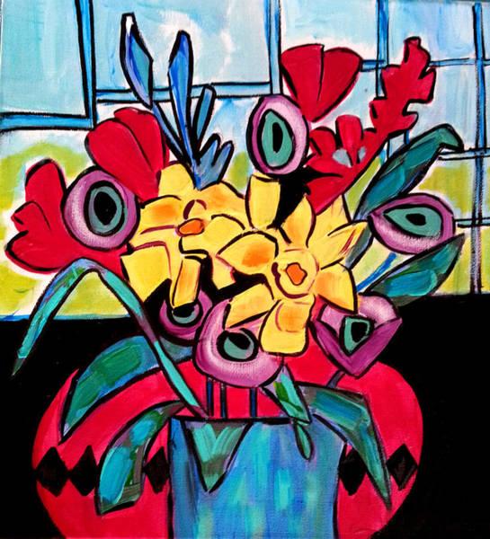Painting - Spring Song by Nikki Dalton