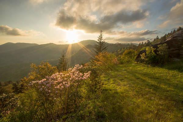 Photograph - Spring Sunset by Doug McPherson