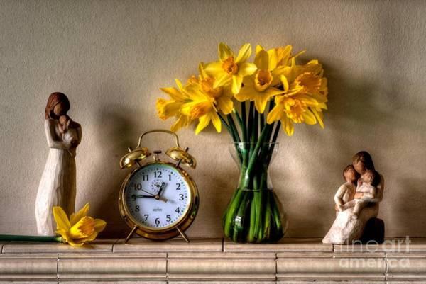 Wall Art - Photograph - Springtime by Donald Davis