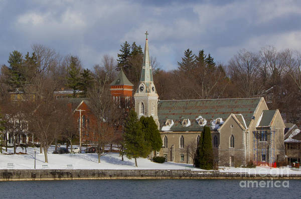 Photograph - St. James Episcopal Church by Rod Best