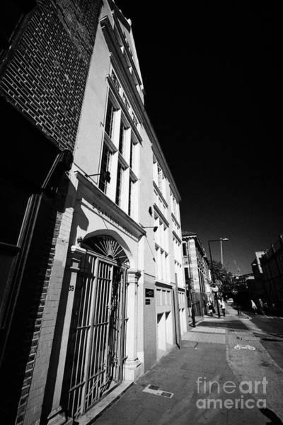 Wall Art - Photograph - st saviours house home to united st saviours charity union street London England UK by Joe Fox