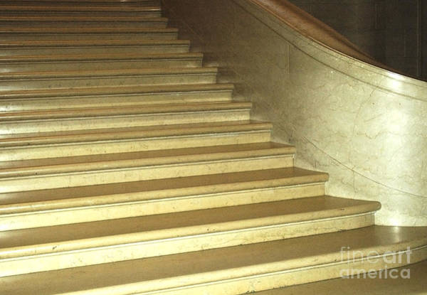Photograph - Stairs 8 by Kathleen Gauthier