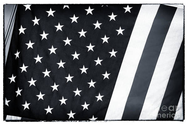 Photograph - Stars And Stripes by John Rizzuto