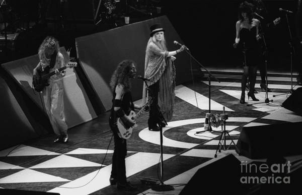 Stevie Nicks Photograph - Stevie Nicks by Concert Photos