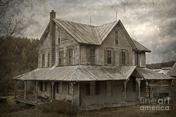 Farmstead Photograph - Still Here by John Stephens