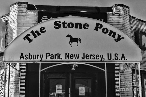 Wall Art - Photograph - Stone Pony by Paul Ward
