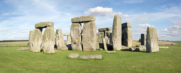 Wall Art - Photograph - Stonehenge by Daniel Sambraus/science Photo Library