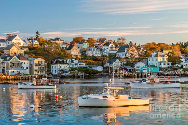 Photograph - Stonington Harbor by Susan Cole Kelly