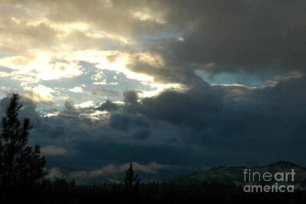 Photograph - 704p Storm Clouds by NightVisions