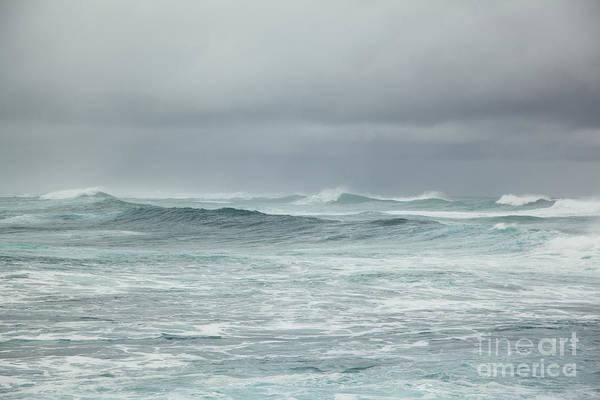 Photograph - Stormy Ocean by Charmian Vistaunet