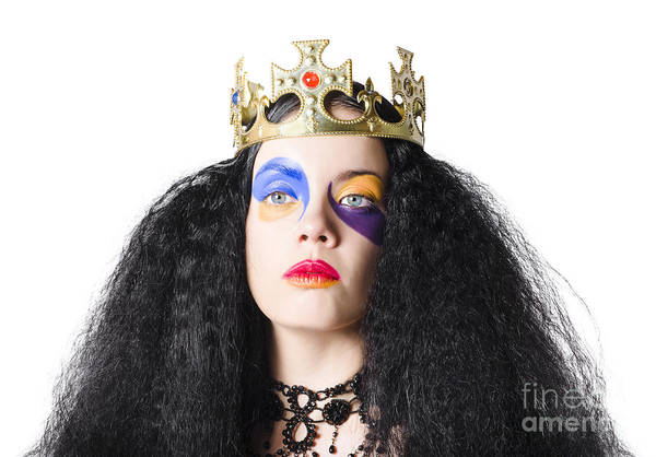 Hair Cuts Wall Art - Photograph - Storybook Queen by Jorgo Photography - Wall Art Gallery
