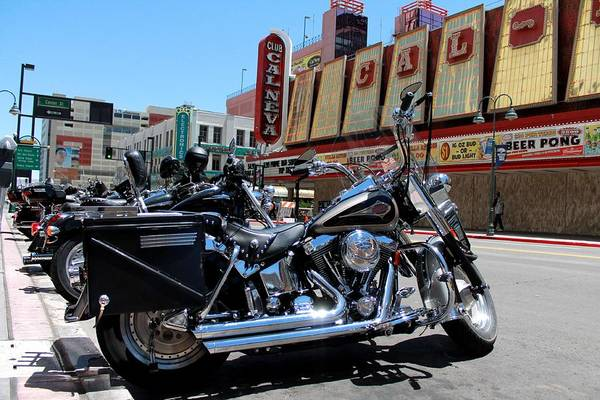 Wall Art - Photograph - Street Vibrations 59 by Eric Martin