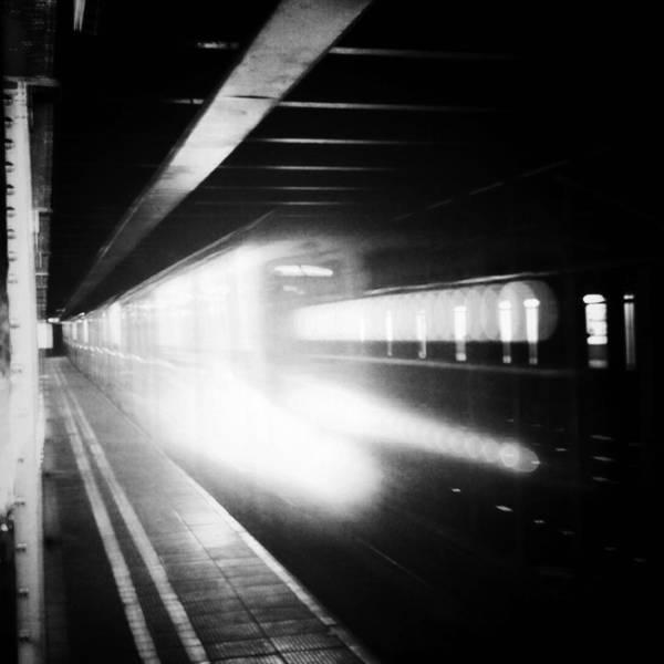 Photograph - Subway Ghost by Natasha Marco