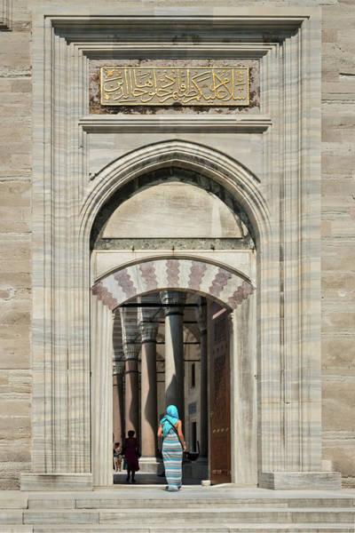 Suleymaniye Mosque Photograph - Suleymaniye Mosque by Salvator Barki