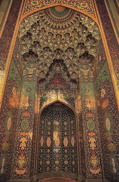 Muslim Photograph - Sultan Qaboos Grand Mosque by Bildagentur-online/tschanz-hofmann