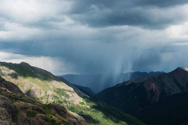 Wall Art - Photograph - Summer Thunderstorms From Ice Lakes by Cody Duncan
