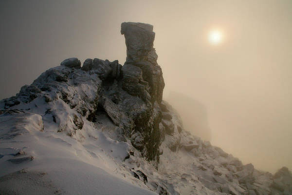 Toughness Photograph - Summit Of The Cobbler Ben Arthur, Loch by Feargus Cooney