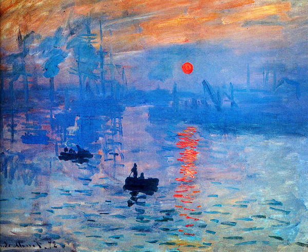 Wall Art - Painting - Sunrise by Celestial Images