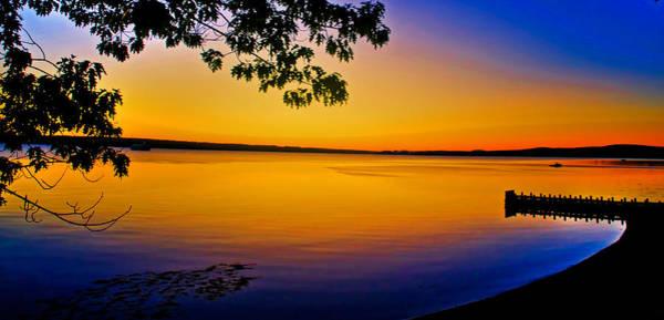 Photograph - Sunrise On Penobscot Bay by Ginger Wakem