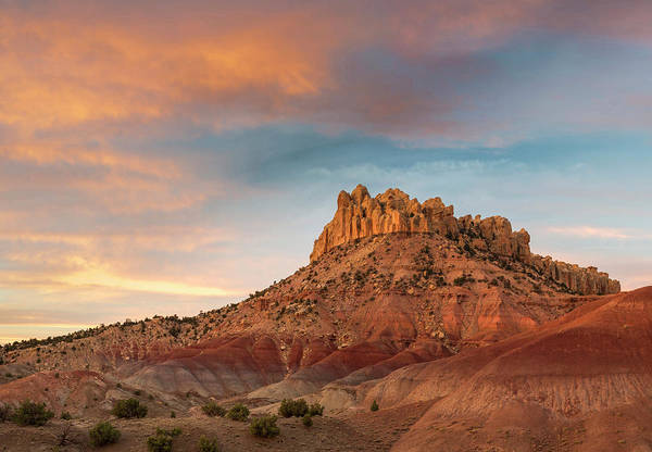 Grand Staircase National Monument Photograph - Sunrise Over The Circle Cliffs by Panoramic Images