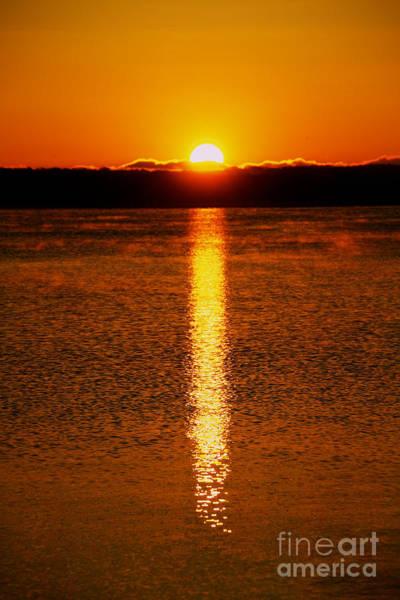 Photograph - Sunrise by William Norton