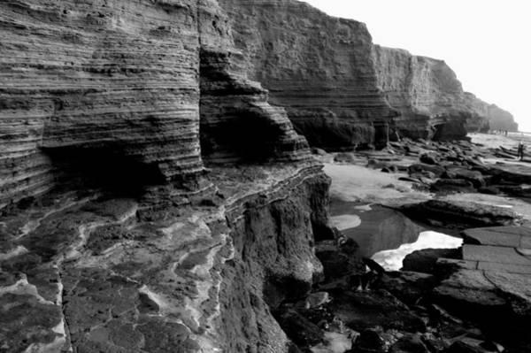 Photograph - Sunset Cliffs by Jeremiah John McBride