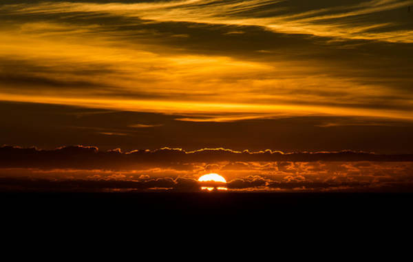 Photograph - Sunset Clouds by Joseph Amaral